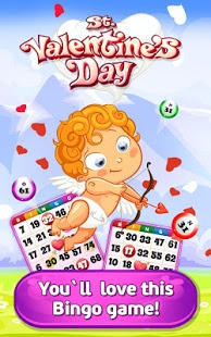 st valentines day bingo game