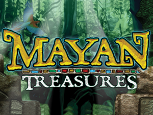 mayan treasures slots at lucky pants bingo