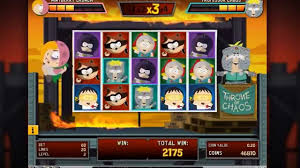 SOUTH PARK REEL CHAOS AT GUTS CASINO