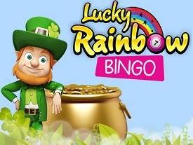 lucky rainbow bingo