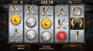 GAME OF THRONES SLOTS AT DAZZLE CASINO