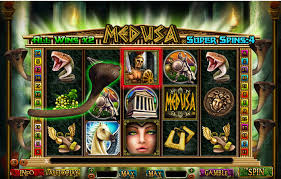 MEDUSA SLOTS AT GUTS CASINO