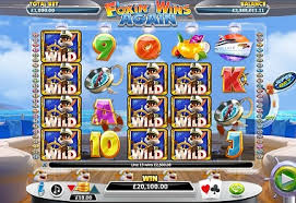 Foxin Wins Again AT GUTS CASINO