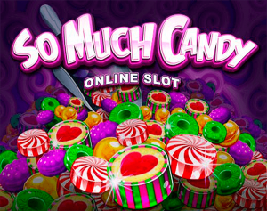 SO MUCH CANDY SLOTS AT DAZZLE CASINO
