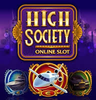 HIGH SOCIETY SLOTS AT ROXY PALACE