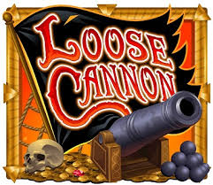 LOOSE CANNON SLOTS AT 32 red