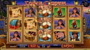 LOOSE CANNON SLOTS AT 32RED