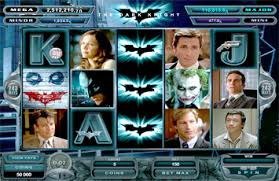 THE DARK KNIGHT SLOTS AT ROXY PALACE