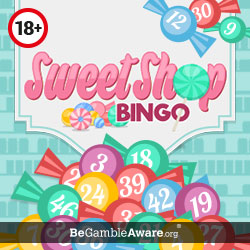 sweet shop bingo review